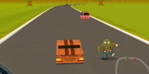 Hra - Zombie Racing