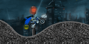 Hra - Batman Super Bike
