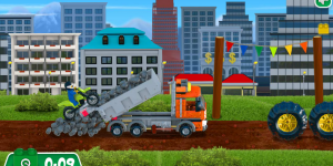 Hra - LEGO City Great Vehicles