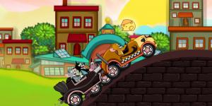Hra - Jerry Friendly Race