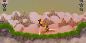 Hra - Cloud Knights Duels