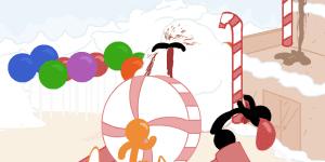 Hra - Causality Candy Land