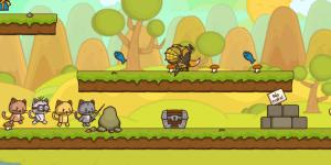 Hra - Strikeforce Kitty 2