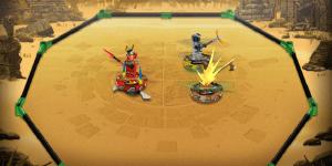 Hra - Lego Ninjago Energy Spear 2