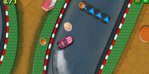 Hra - Super Mario Drift