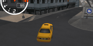 Hra - Taxi City Driving Sim
