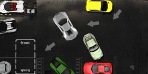 Hra - Railway Dash Parking