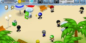 Hra - Tropical Ice Tycoon