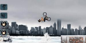 Hra - Winter BMX Jam