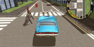 Hra - Muscle Car Simulator