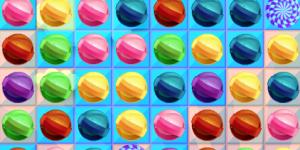 Hra - Talking Friends Candy Match