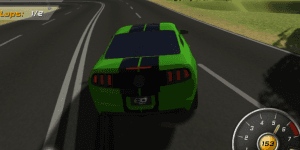 Hra - Shelby Drift