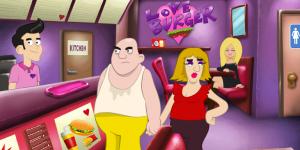 Hra - Love Burger