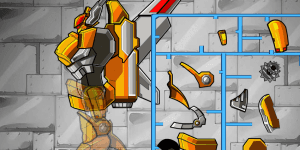 Hra - Robot Blade
