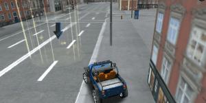 Hra - City Truck Madness 3D Parking