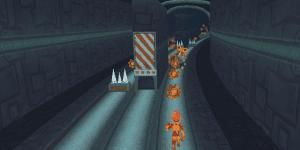 Hra - Subway Robo Runner
