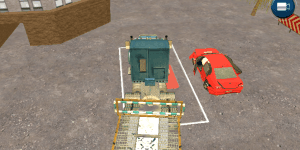 Hra - Tow Truck Parking