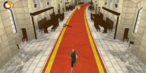 Hra - Castle Runner