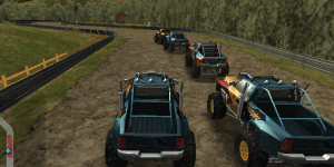 Hra - Monster Truck Jam Racing