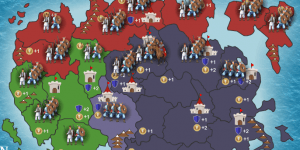 Hra - North Clans
