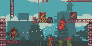 Hra - Gun Zombie Gun 2