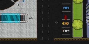 Hra - Taxi Parking Mania