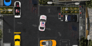 Hra - 4th Of July Parking