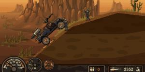 Hra - Earn to Die Superwheel