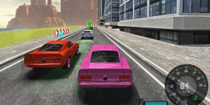 Hra - Hot Racer