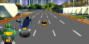Hra - Batman Road 2