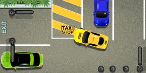Hra - Hey Taxi!