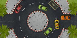 Hra - Driving School Parking