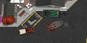 Hra - Mafia City Parking