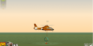 Hra - Coast Guard Helicopter