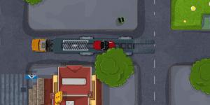 Hra - Car Carrier Trailer