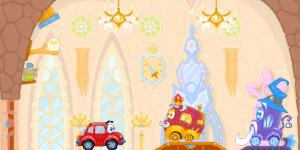 Hra - Wheely 6 Fairytale