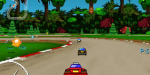 Hra - Taxi Racers