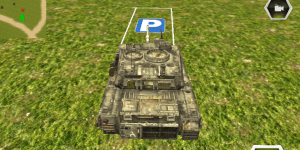 Hra - Army Tank Transporter