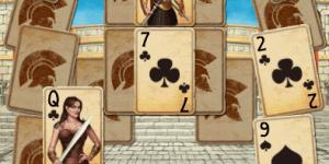Hra - Spartan Solitaire