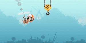 Hra - Scrappy Dog