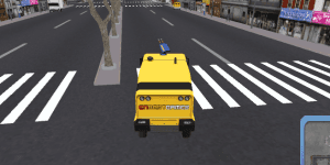 Hra - Fire Fighter Rush Truck 3D