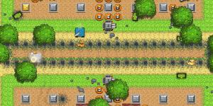 Hra - Super Battle City 2