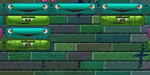 Hra - Doli Nasty Brick Attack