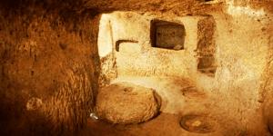 Hra - Turkey Derinkuyu Mystery Cave
