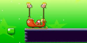 Hra - Santa Run 3