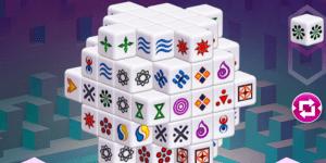 Hra - Mahjongg Dimensions