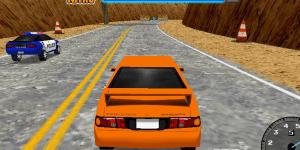 Hra - Super Chase 3D