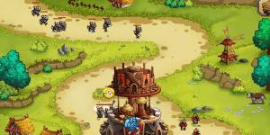 Hra - Ultimate Tower
