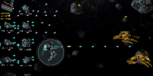 Hra - Galactic Hunter