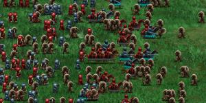 Hra - Imperium War 2